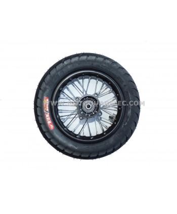 roue arriere dirt tox 10 pouces