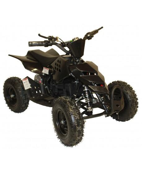 Mini Quad Enfant TOX 1000W CRAWLER Noir Black Edition Prêt à Rouler