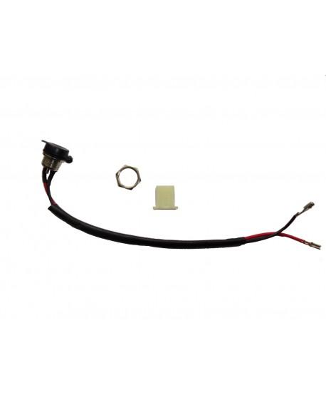 Connecteur de charge femelle XLR mini quad