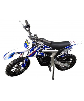 Mini Moto Cross Dirt Bike Bleu