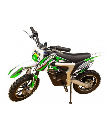 Mini Moto Cross Dirt Bike Verte