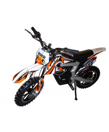 Mini Moto Cross Dirt Bike Orange