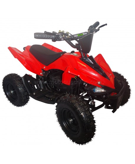Mini Quad Enfant TOX 1000W RUNNER Red Edition