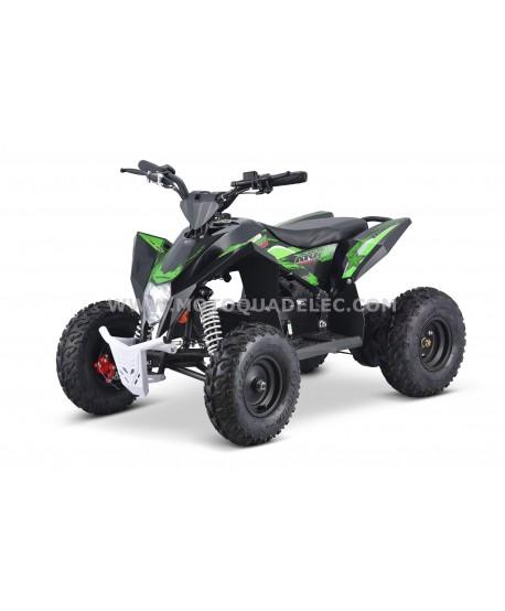 Quad 36V 1100W Adventurer Vert