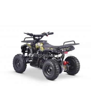 Mini Quad Enfant TOX 800W TRAPPER Rouge Prêt à Rouler