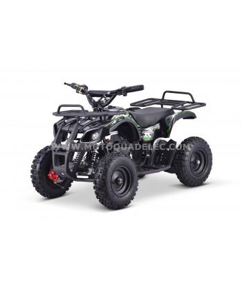 Mini Quad Enfant TOX 1000W TRAPPER II Vert