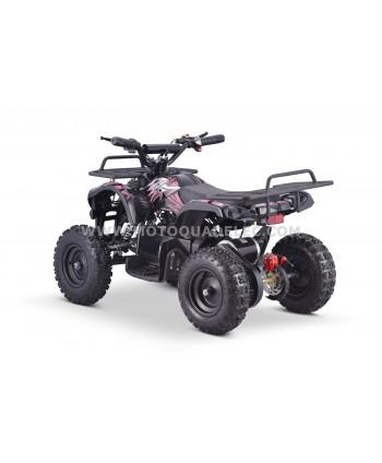 Mini Quad Enfant TOX 800W TRAPPER II Rose