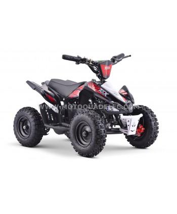 Mini Quad Enfant TOX 800W RUNNER Rouge Prêt à Rouler