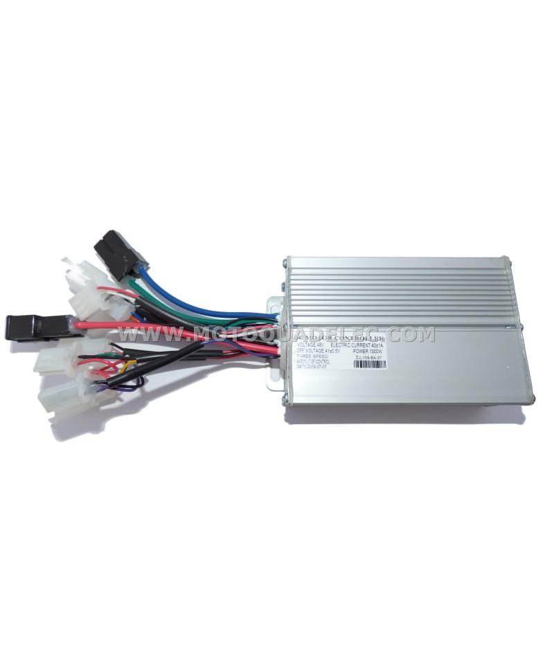 Variateur Controleur Quad 48V 1300W 40A