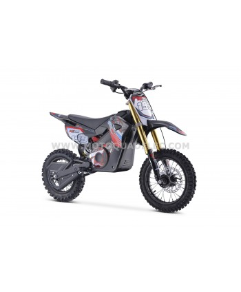 MOTO DIRT BIKE TOX 36V 1100W ROUGE