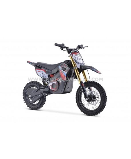 MOTO DIRT BIKE TOX 36V 1100W ROUGE