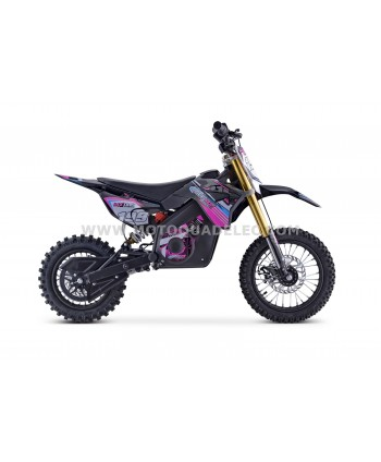 DIRT BIKE TOX 36V 1100W ROSE