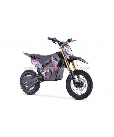 MOTO DIRT BIKE TOX 36V 1100W ROSE