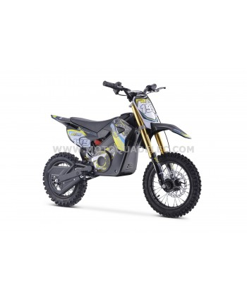MOTO DIRT BIKE TOX 36V 1100W JAUNE