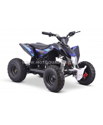 QUAD 48V 1300W ADVENTURER BLEU