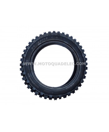 PNEU DIRT BIKE CROSS  80x100-12 pouces